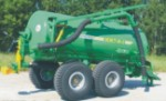 Liquid fertilizer sprayers